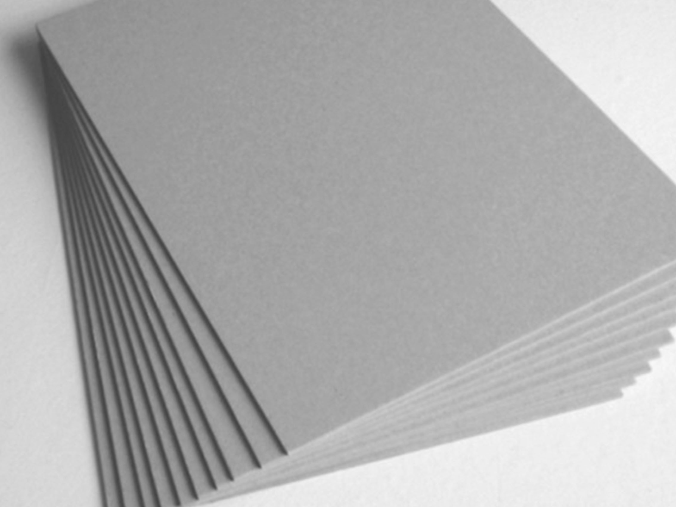 Cama 0002 Grey Card Paper For Hardcover Board Case